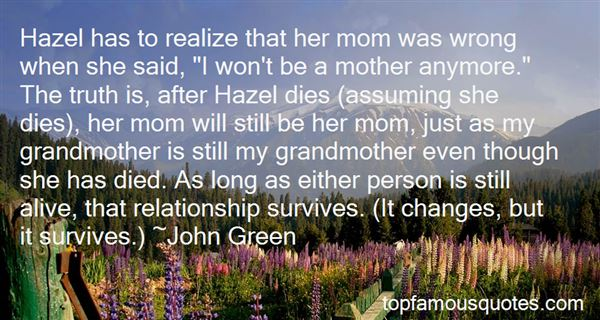 Quotes About Mom And Son Relationship