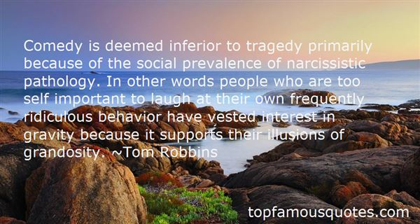 Quotes About Narcissistic Behavior