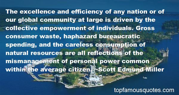 Quotes About Natural Resource Management