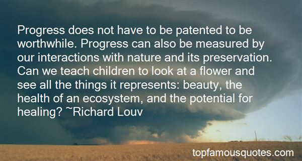 Quotes About Nature And Healing