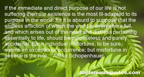 Quotes About No Purpose In Life