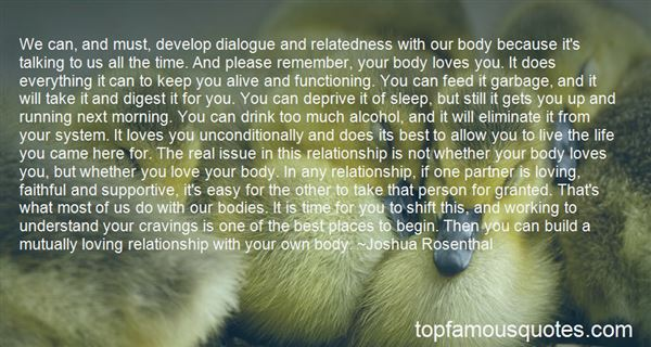 Quotes About Not Loving Your Body