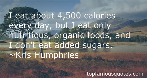 Quotes About Nutritious Foods