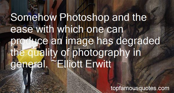 Quotes About Photoshop Photography