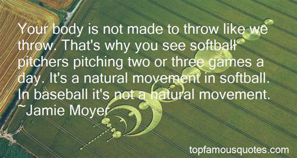 Quotes About Pitching Baseball