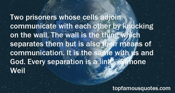 Quotes About Prison Cells