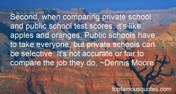 Quotes About Private And Public Schools
