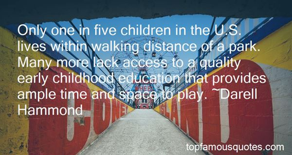 Quotes About Quality Early Childhood Education