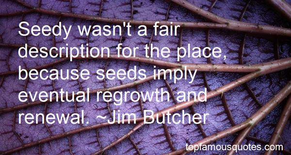 Quotes About Regrowth
