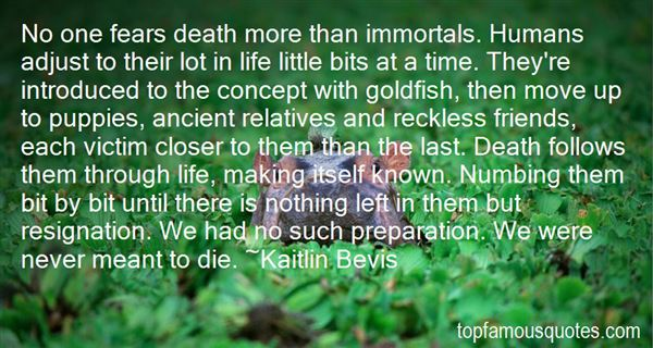 Quotes About Relatives Death