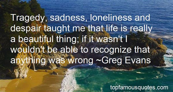 Quotes About Sadness And Despair