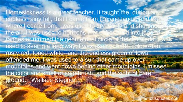 Quotes About Sagebrush