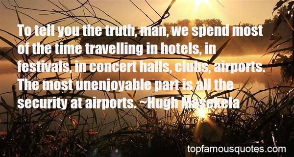 Quotes About Security At Airports