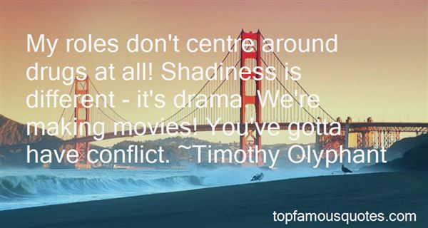 Quotes About Shadiness