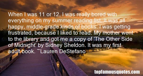 Quotes About Sidney Sheldon
