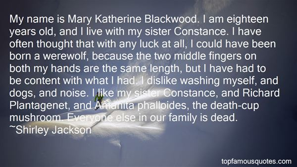 Quotes About Sister Death