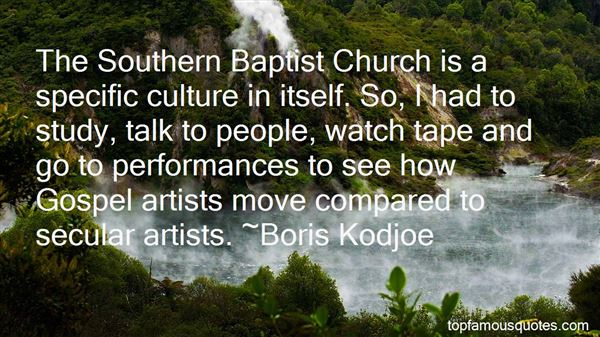 Quotes About Southern Culture