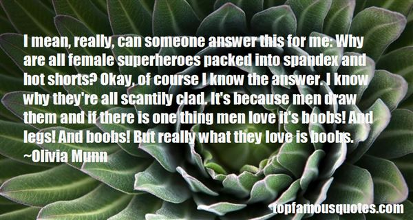 Quotes About Superheroes And Love