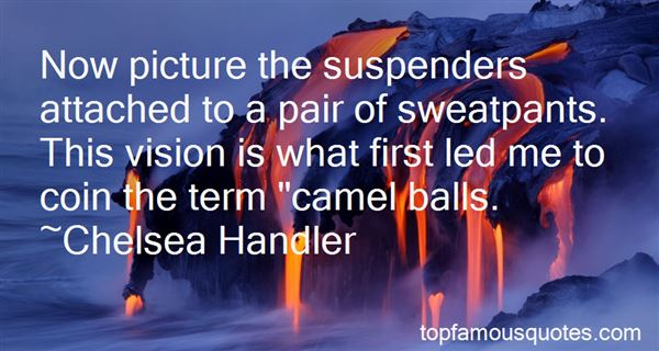 Quotes About Suspenders