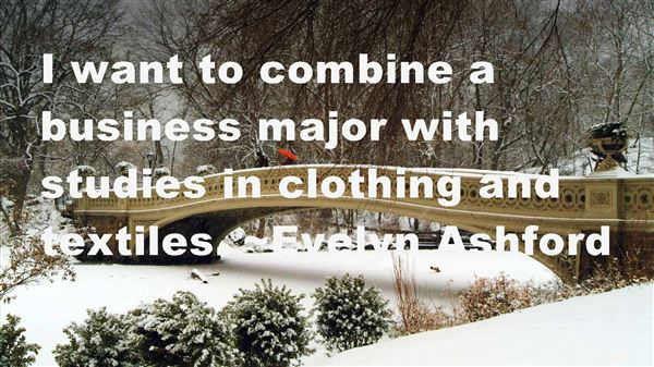 Quotes About Textiles