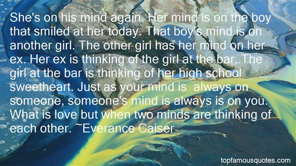 Quotes About That Girl You Love