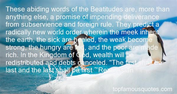 Quotes About The Beatitudes