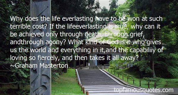 Quotes About The Everlasting God