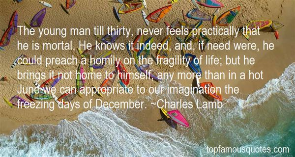 Quotes About The Fragility Of Life