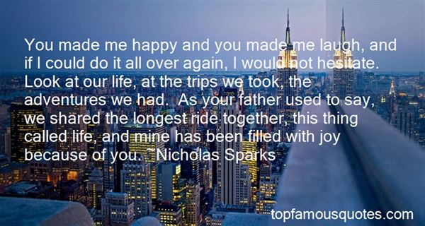 Quotes About The Longest Ride