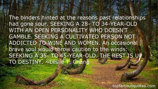 Quotes About The Past Relationships