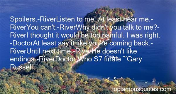Quotes About Time Doctor Who