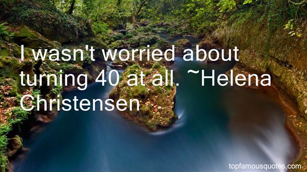 Quotes About Turning 40