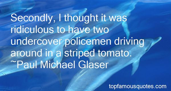 Quotes About Undercover Police