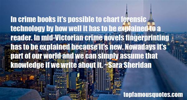 Quotes About Victorian Novels