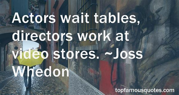 Quotes About Video Stores