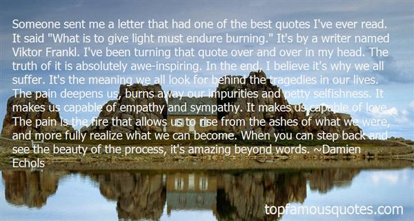 Quotes About Viktor Frankl
