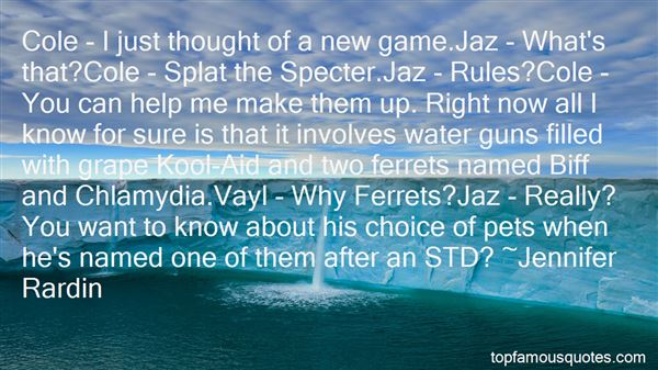Quotes About Water Guns