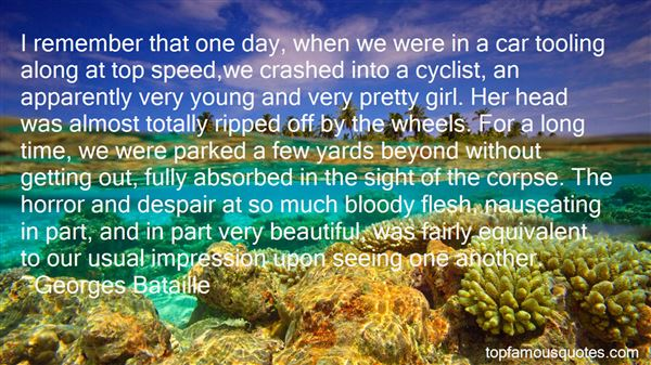 Quotes About When We Were Young
