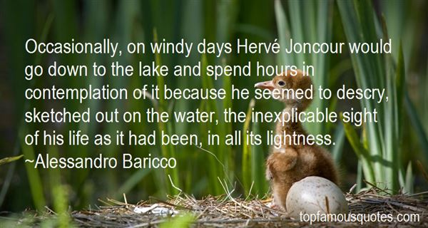 Quotes About Windy Days