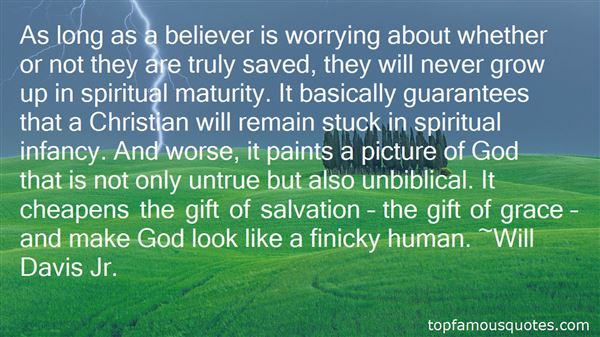 Quotes About Worrying And God