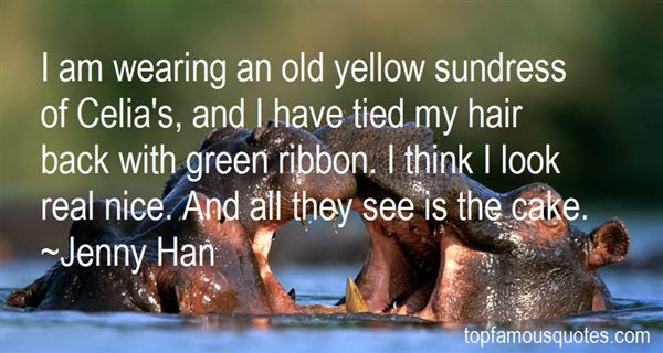 Quotes About Yellow Ribbon