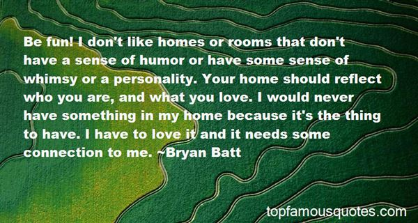 Quotes About Your Home