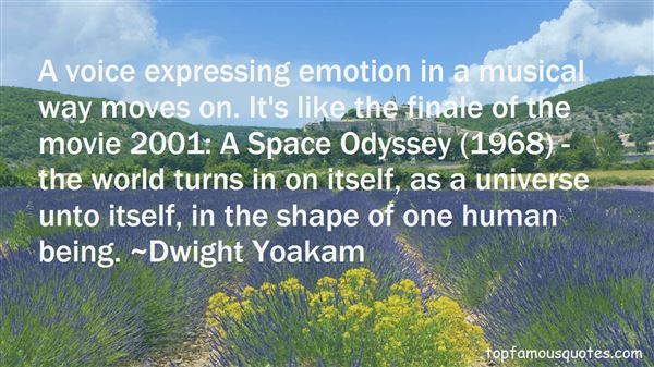 Quotes About 2001 A Space Odyssey
