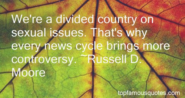 Quotes About A Divided Country