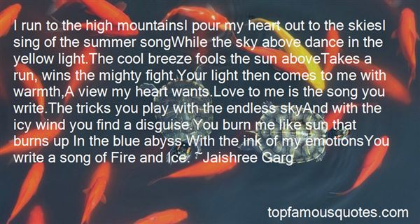 Quotes About A Song Of Fire And Ice