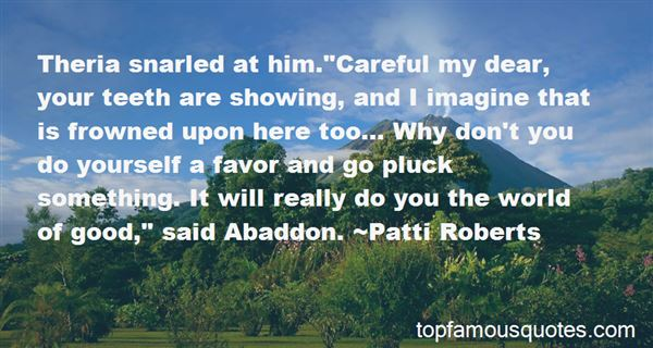 Quotes About Abaddon