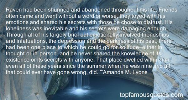 Quotes About Abandoned Ships