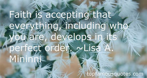 Quotes About Accepting Who You Are