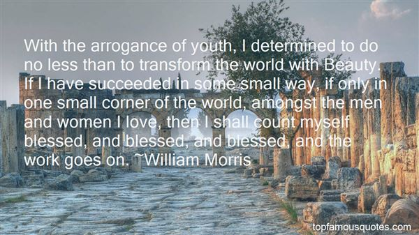 Quotes About Arrogance Of Youth