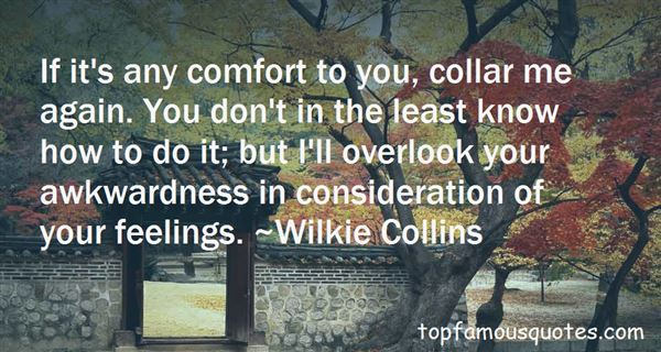 Quotes About Awkward Feelings